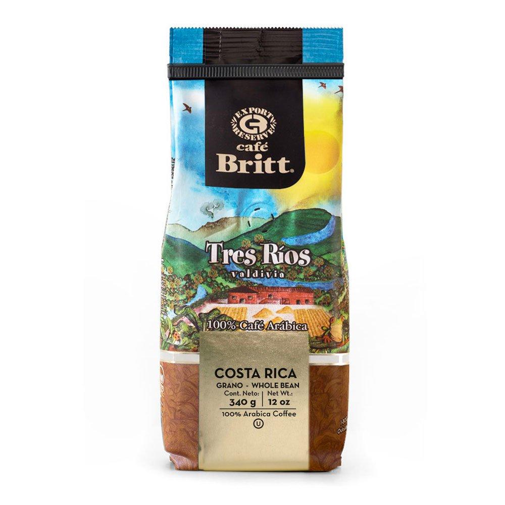 """BESCHREIBUNG  Die Kaffeeanbauregion Tres Rios ist als """"Bordeaux"""" von Costa Rica bekannt, da hier einer der besten Kaffees der Welt hergestellt wird.Das Hochgebirgsklima, das durch Regen- und Trockenzeiten gekennzeichnet ist, und die durch den nahe gelegenen Vulkan Irazu angereicherten Böden bieten optimale natürliche Bedingungen für den Anbau von feinem Kaffee.Obwohl es das kleinste Kaffeeanbaugebiet in Costa Rica ist, gehören seine Bohnen zu den gefragtesten der Welt. Diese mittlere Röstung wird von unserem master cupper, Doña Carmen, als eine unserer """"eleganteren"""" Mischungen beschrieben und duftet nach Honig-Nüssen sowie nach Pflaumen, Piment und Orangen-Zitrusfrüchten.Seine helleren und ausgewogenen Qualitäten in der Tasse machen ihn ideal, um den Vormittag oder einen entspannten Nachmittag zu genießen."""